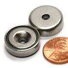 "CMS Magnetics® 23 LB Holding Power Neodymium Cup Magnet 0.79"" MCHN-20"