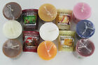 Village Candle Small Wax Votive Candle 13 Scents To Choose From- Great Price!