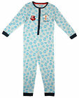 Boys Disney Pixar Planes Dusty Sleepsuit Button All in One Romper 5 to 8 Years