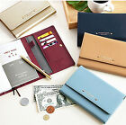 Brand New Iconic Pochette Diary ver.2 Undated Planner Organizers Wallet