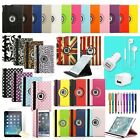 Ultra Slim Smart Luxury Leather Case Stand Cover For Apple iPad Air 1 Wake/Sleep