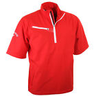 Callaway Golf 2014 Mens 1/4 Zip Gust 2.0 Short Sleeve Windshirt