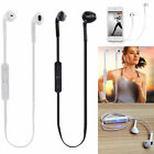 Wireless Bluetooth Headset Stereo SPORT Headphone Earphone For Android IOS Phone