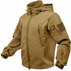 Special OPS Tactical Softshell Jacket - COYOTE TAN