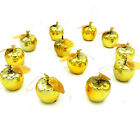 12 pcs Christmas Tree Xmas Apple Decorations Baubles Party Wedding Ornament USJR