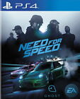 New Sony PlayStation 4 Games Need for Speed HK Version Chinese Sub