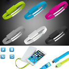 Universal Mini Bracelet Band Mobile Phone Micro USB Data Sync Charging Cable GS