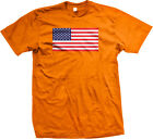 United States Flag Country Pride Star Spangled Banner Mens T-shirt