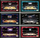 "Choose NBA Team 12 x 20"" Framed 2015-2016 Signature Basketball Court Photo"