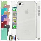 New Back Case Hard Cover For APPLE iPhone 4 4S Free Screen Protector & Stylus