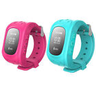 Kids Anti Lost Smart Watch SOS GSM Call Finder Locator Tracker For GPS Monitor