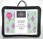 THE FINE BEDDING COMPANY LIMITED EDITION ULTIMATE SLEEP SET 10.5 TOG