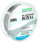 BALZER - PLATINUM ROYAL ANTI DRALL = 150m High Tech Monofile Schnur ab 0,16mm