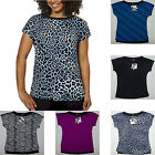Women's Ellen Tracy Short Sleeve Dolman Top Choose Size & Color