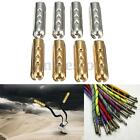 4x Metal Aglets DIY For Yeezy Shoelaces Sports Shoe Lace Tips Replacement new