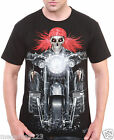 Limited RC Survivor T-Shirt Sz M L XL 2XL Devil Ghost Biker Rock Tattoo C199