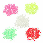 Внешний вид - 100Pcs Oval Hard Luminous Fishing Beads Sea Fishing Lure Floating Float Tackles