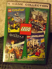 LEGO PC Games  For Everyone 3 Games