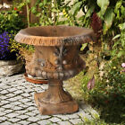 "Atlantis Garden Urn Planter by Orlandi Statuary Made of Fiberstone-19""H-FS00524"