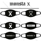 Kpop MONSTA X Mouth Mask Cotton Winter I.M Face Muffle Mouth-muffle Antidust