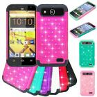 Phone Case For ZTE Atrium Z793C, ZTE Scend LTE Z791g Cover Dual-Layered Crystal