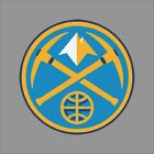 Denver Nuggets #3 NBA Team Logo Vinyl Decal Sticker Car Window Wall Cornhole on eBay