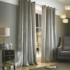 """Kylie Minogue At Home """" Adelphi """" Designer Ready Made Eyelet Curtains"""