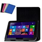 "Silk Pattern PU Leather Case Cover For 10.1"" HP Elitepad 900 G1 1000 G2 Tablet"