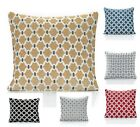 """Berkeley Chenille Cushion Covers 6 Fab Colours 18"""" & 22"""" Polyester/Chenille"""