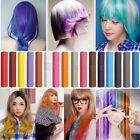 17 Colors Non-toxic Temporary Fashion Color Hair Dye Hair Coloring Chalk Pastel