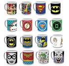 DC COMICS - Officiel Céramique MUGS (Super Héros/Film écran/Marchandise Noël)