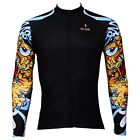 Paladin Dog Arm Cycling Clothing Bike Bicycle Long Sleeve Cycling Jersey Top