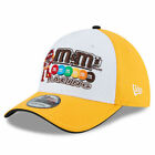 Kyle Busch 2016 New Era #18 M&M's 39Thirty Driver Flex Fit Hat