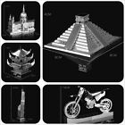 Metal Tower motorcycle 3D Puzzle Model Kit Designs Laser Cut Steel No Glue Neede