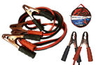 HEAVY DUTY BATTERY JUMP LEADS BOOSTER STARTER CABLES CAR VAN 200A 400A 600A 800A
