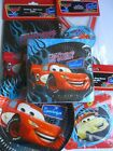 DISNEY CARS {Everts/Supercharged} PARTY RANGE {fixed £1 p&p}