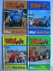 LITTLE RED TRACTOR - Set of 4 Ladybird Childrens Books