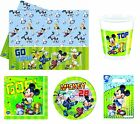 DISNEY Mickey Mouse GOAL! PARTY RANGE (Tableware/Decorations)