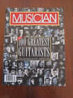 Musician Feb 1993 100 Greatest Guitarists