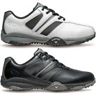 Callaway Golf 2017 Mens CHEV COMFORT Waterproof Leather Upper Golf Shoes M190