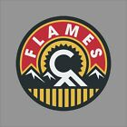 Calgary Flames #7 NHL Team Logo Vinyl Decal Sticker Car Window Wall Cornhole $8.27 USD on eBay