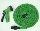 Latex 25 50 75 100FT X Expandable Hose for Garden retractable water pipe TV Hot