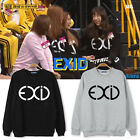 KPOP EXID Fashion Sweater Womens Mans New Long Sleeve HaNi LE Same Style