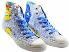Converse Chuck Taylor Simpsons CT Ox Júnior Infantil Zapatillas Hi Top 641391C
