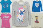 Epic Threads Long Short Sleeve Lot Of 5 Toddler Tops T-Shirt Girls 4T