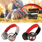 3.5mm Stereo Wired Headphones Earphone Headset With Mic For Smartphone MP3/4 New