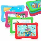 "7"" 8GB Google Android4.4 Quad Core Child Tablet PC WIFI BT Dual Cam Bundle Case"