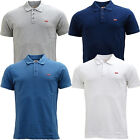 Mens Levi Strauss Polo Shirt Smart / Casual Polo Top