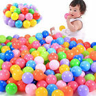 Colorful Secure Baby Kid Pit Toy Swim Colorful Soft Plastic Ocean Ball Pool Game