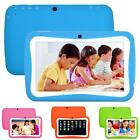 "7"" Tablet PC Android 4.4 KitKat for Education Kids Quad Core 8GB Camera Kid Gift"